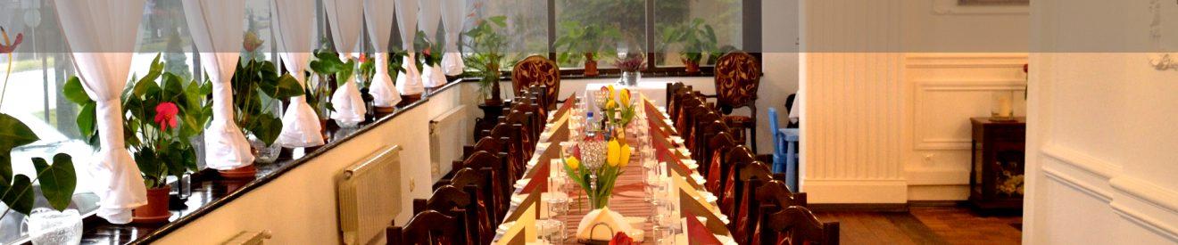 Oferta restauracja OAZA